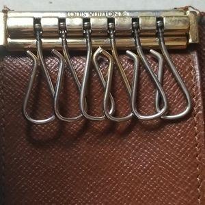 Louis Vuitton Accessories - Louis Vuitton Key Holder 6